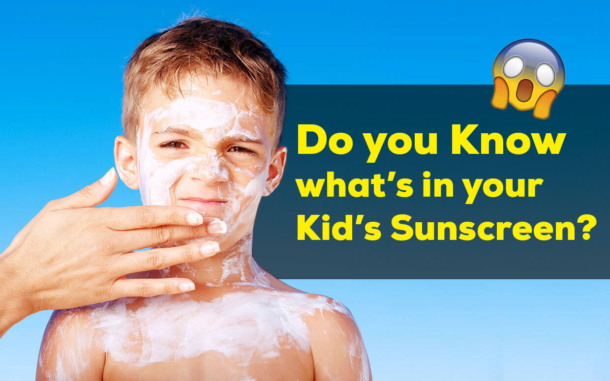 The Sunscreen's Inconvenient Truth